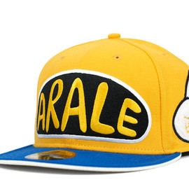 NEWERA - Dr.SLUMP ARALE-CHAN YELLOW CAP