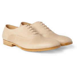Maison Martin Margiela - Leather Oxford Shoes