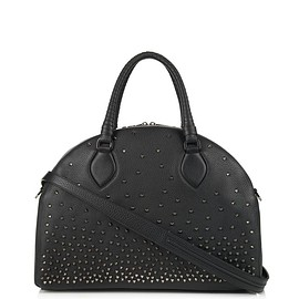 Christian Louboutin - Panettone large degrade-spikes leather tote