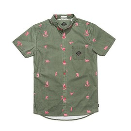 The Critical Slide Society - Rebels Shirt - Thyme