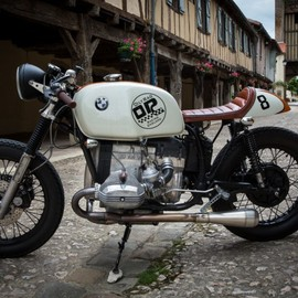 BMW - R80 Cafe Racer by kevils speed shop