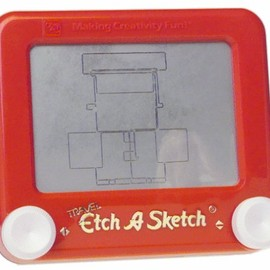 Ohio Art - Travel Etch A Sketch