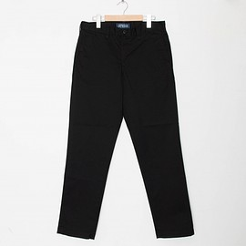 cup and cone - Custom Fit Chino Pants - Black