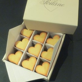 Poilane - Heart shaped butter cookies