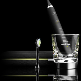 Philips - Sonicare DiamondClean Black