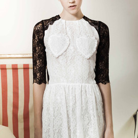 vivetta - Roseberry lace dress