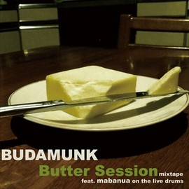 Budamunk - Butter Session mixtape feat. mabanua on the live drums