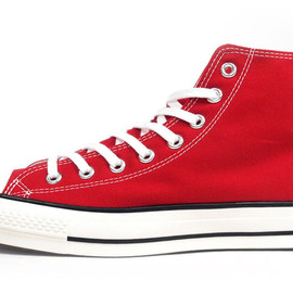 CONVERSE - CANVAS ALL STAR J HI 「made in JAPAN」 「LIMITED EDITION for STAR SHOP」