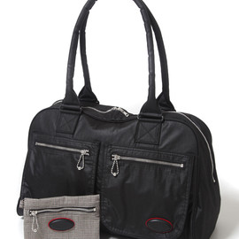KICHIZO by Porter Classic - KICHIZO by Porter Classic / Boston Bag
