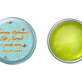 JILLSTUART - Yummy Perfumed Collection lip scrub/04 candy mint