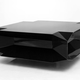 Yovo Bozhinovski - NEBULA coffee table