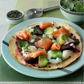 Forman & Field - Forman's Smoked Salmon Pizza Code: D2079