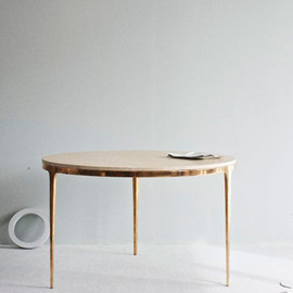 Barbera Design - Bronze Table
