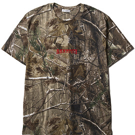 BLACK EYE PATCH - CAMOUFLAGE T-SHIRT