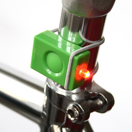 Bookman cycle light
