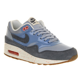 air max 1 - Light Armoury Blue Pink