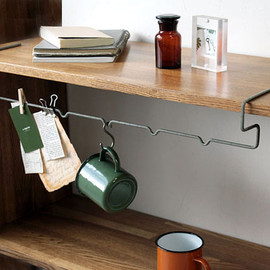 IronWork - Bar Hook