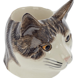Quail,Liberty - Edith The Cat Egg Cup