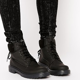ASOS - Image 1 of ASOS ABBEYWOOD Ankle Boots