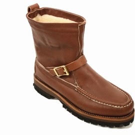 Russell Moccasin - Sheepskin Boot