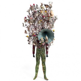 Nick Cave - Wearable Soundsuit Sculptures