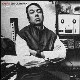 Bruce Haack - THE ELECTRIC VOICE(LP)