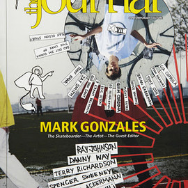 The Journal - #17 Ray Johnson/Terry Richardson/Spencer Sweeney/Rita Ackermann...guest editor MARK GONZALES