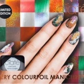"Ciate, Very Colourfoil - UK発!【Ciateシアテ】Very Colourfoil ""Wonderland"""