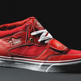 """VANS SYNDICATE - MAX SCHAAF Mountain Edition Asym """"S"""" Red"""