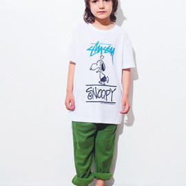 Stussy Kids x Peanuts  - Collection