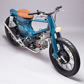 HONDA - Super Cub custom