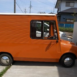DAIHATSU - Mira Walk-through Van L70V改