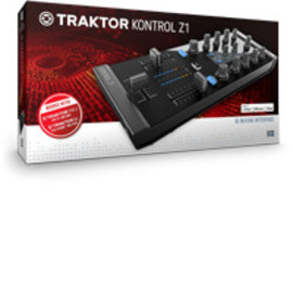 TRAKTOR - TRAKTOR KONTROL Z1 (DJ Mixing Interface)