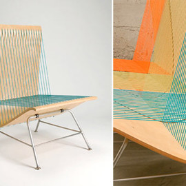 egawa+zbryk - string chair