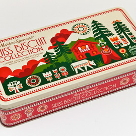 Marks and Spencer - Sanna Annukka SWISS BISCUIT COLLECTION