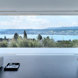 Gus Wüstemann Architect - The Fealdbalz House, Zurich Lake