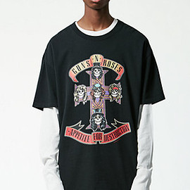 Fear Of God / FOG - Guns N' Roses Boxy T-Shirt