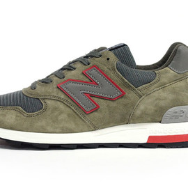 "new balance - M1400 ""made in U.S.A."" ""GREAT AMERICAN NOVELS"""