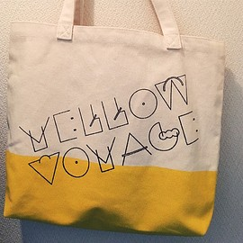 星野源 - YELLOW VOYAGE「VOYAGE」BAG