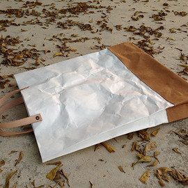 BelltaStudio - Tyvek & Kraft Document bag R