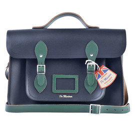 Dr.Martens - 15inch Leather Satchels Combinat