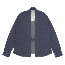 VISVIM - LHAMO SHIRT (one wash)