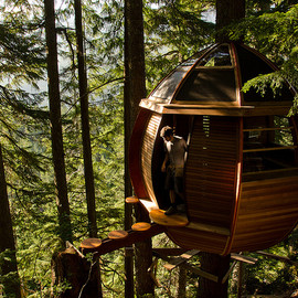 Joel Allen - The HemLoft Tree House