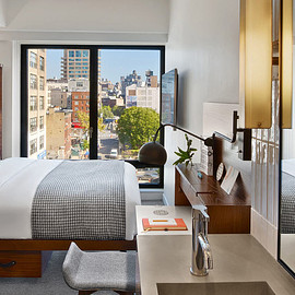 SOHO, Manhattan, NY - Arlo Hotels