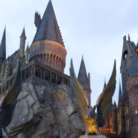 Universal Orland - Harry Potter and the Forbidden Journey