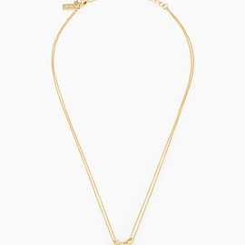 kate spade NEW YORK - TIED UP PENDANT