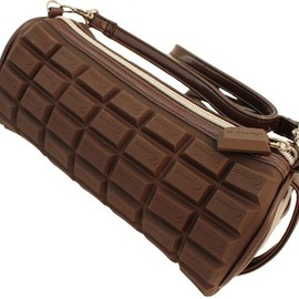 deccac - Chocolate Candy Bar Style Scented Handbag