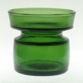Dansk - Glass Candle Holder