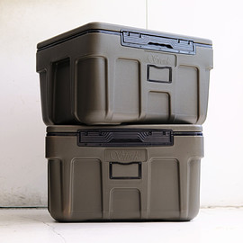 STANDARD MANUAL - OLIVE DRAB COOL BOX〈66L〉