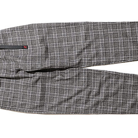 GRAMICCI - Wool Blend Gramicci Pants-Glen Check